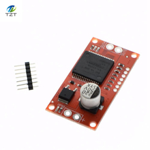 1pcs 30A Mini VNH2SP30 Stepper Motor Driver Monster Moto Shield module For Arduino