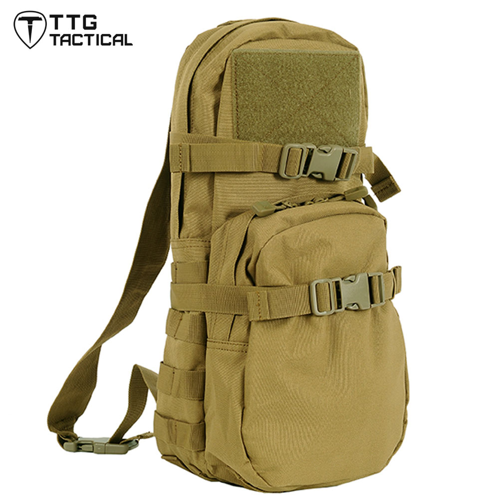 MBSS Hydration Backpack Molle Military Backpack Army MAP Modular Assault Backpack (Water Bladder is Not Included)<br>