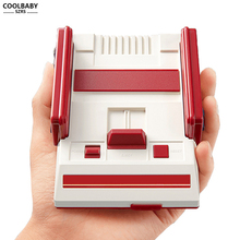 CoolBaby RS-36 classic retro 30 anniversary video game children's handheld game console 400 different games family tv game