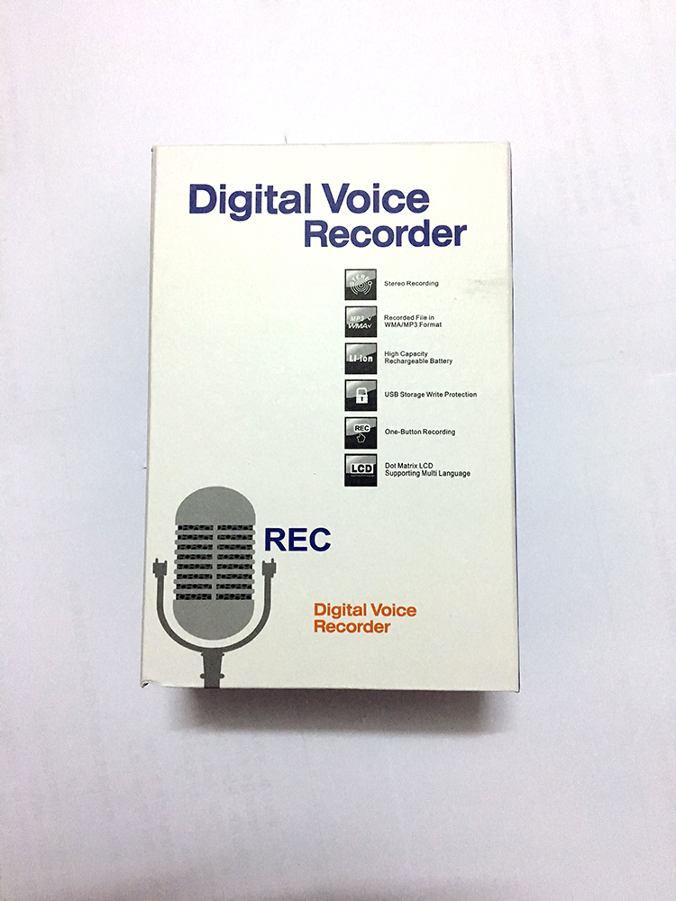 Digital Voice Recorder 8GBIMG_0033