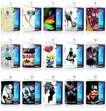 For Sony Xperia X10 free ship joker monions Captain America Eiffiel Towel 1pc 15designs hybrid retail white hard cover cases(China)