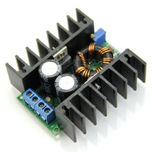 DC-DC LED Constant Current Charging Booster Module CC CV Laptop Car Power Supply