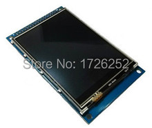 NoEnName_Null 3.2 inch 16bit SPI HD TFT LCD Color Screen Module with PCB Board SSD1289 Drive IC 240*320 Touch Panel XPT2046
