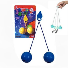4 pc Balance Tic Tac String Jump Ball Boys Girls Kids Pinata Bag Filler Loot Gag Birthday Party Favors Game Prize Gift Favours