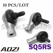 10pcs/lot SQ5 RS 5mm Ball Joint Rod End Right Hand Tie Rod Ends Bearing SQ5RS