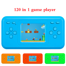 CoolBaby RS-18 1.8 inch LCD 8bit NES 120 Classice Games Inside Marios Handheld Video Game Player Console Games Kids Toys Gift