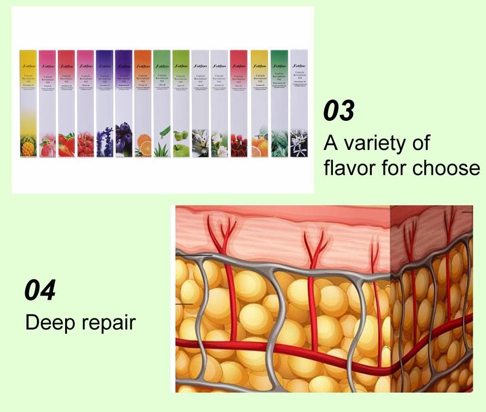 1pc Cuticle Revitalizer Oil Nail Art Treatment Manicure Soften Pen Tool Nail cuticle Oil pen Cuticle Oil Prevent Agnail Fulljion 9