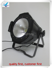 Led par light power rgb 200 cob dmx rgb led par cans lights 200w