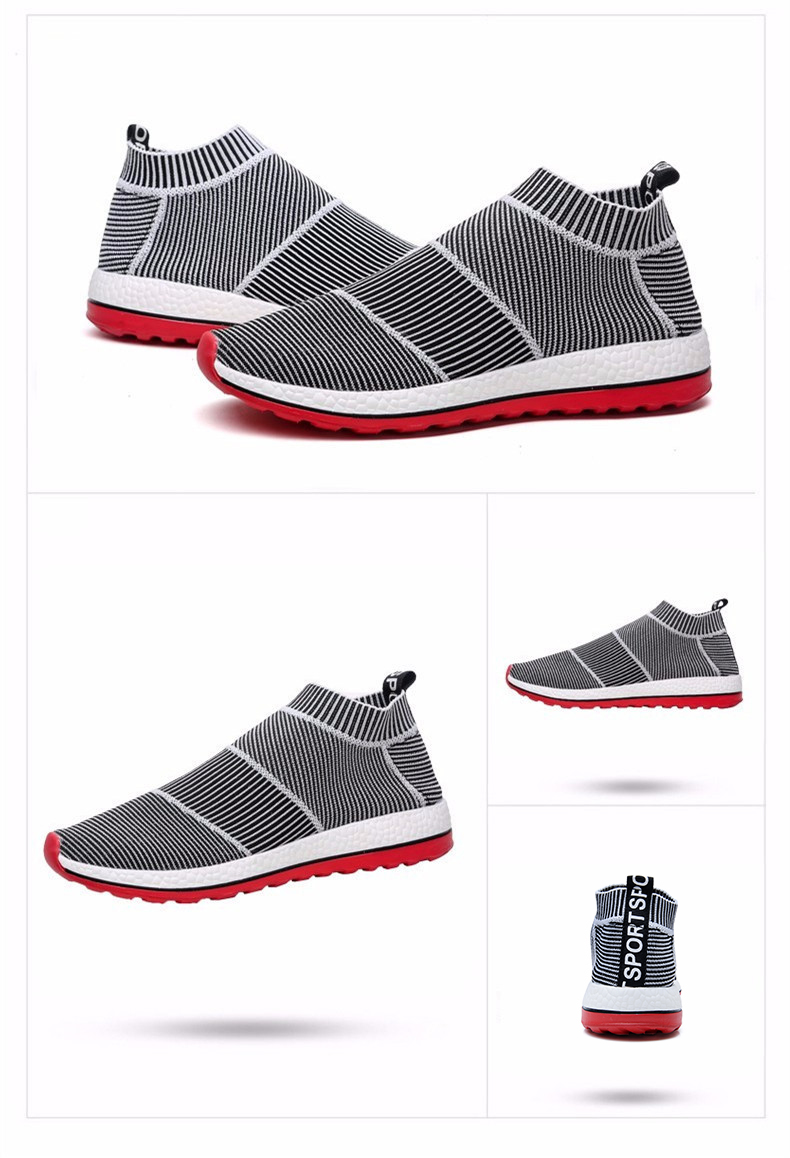 Hot Sale Breathable Men Shoes Mesh (air Mesh) Superstar Sneakers Light Flats Mens Loafers Casual Slip on Male Chaussure Homme 10