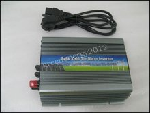 USA Stock  300W 24V-110V micro grid tie inverter for solar home system MPPT function ,high quality and free shipping&#
