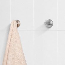 Wall Mounted Single Robe Hook 2017 New Wholesale Modern Bathroom Lavatory Bedroom Clothes Hanger