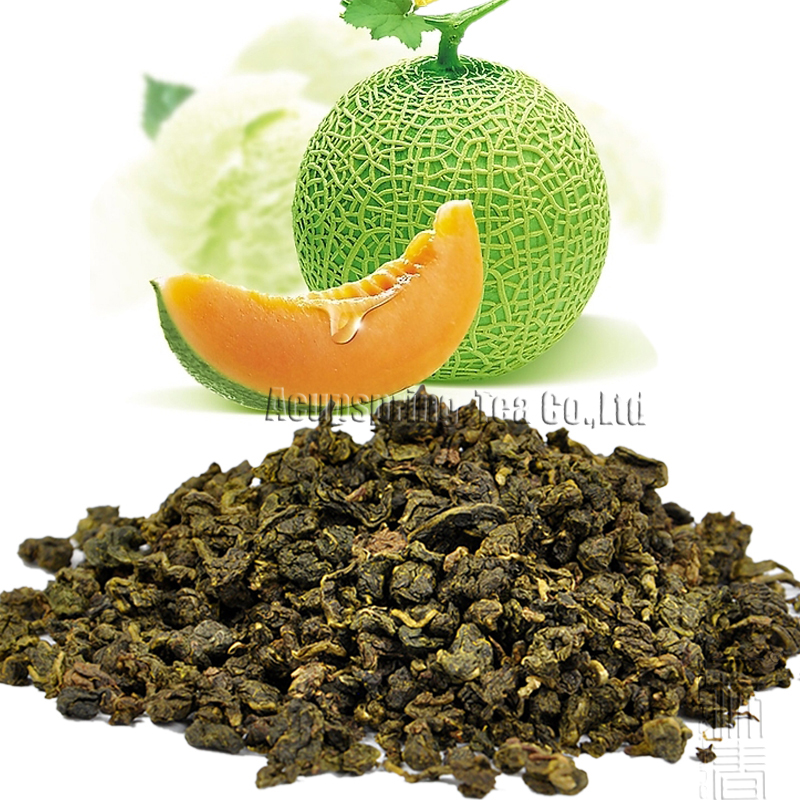 250g,Cantaloupe Flavor Tieguanyin Tea,Early Spring Fruit flavor Oolong,Slimming tea,CTX212