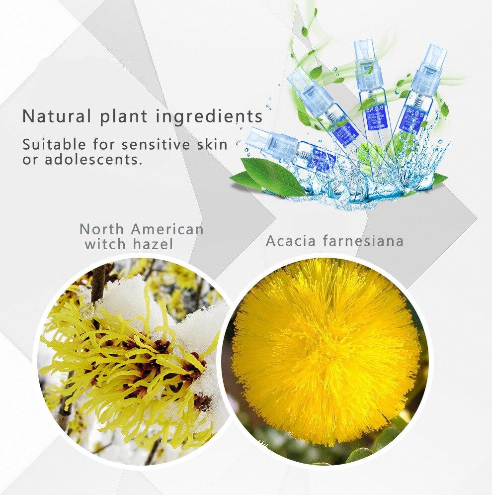 ciytan Body Odor Natural Enemy Herbal Effective Underarm Sweat Hircismus Cleaner Deodorant Antiperspirant Spray