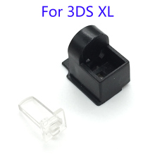 2Sets Middle Hinge Part Spindle Axis Shaft and lamp post For 3DSLL 3DS LL game console repair