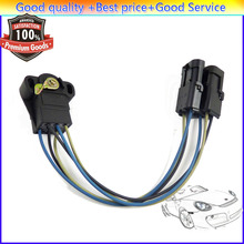 TPS Throttle Position Sensor 33004650 / 33003390 / TPS309 For Jeep Cherokee Comanche Wagoneer 1987 1988 1989 1990 (CGQJP010)