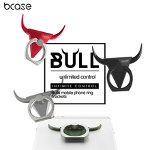 Original Bcase Phone Bracket Bull Model fashion holder Metal Body Design with Delicacy Retail Package for iphone Samsung