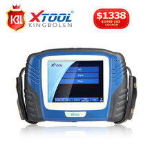 2017 Professional XTOOL PS2 Truck Diagnostic Tool Auto Scanner PS 2 Heavy Duty with Bluetooth Free Update Online