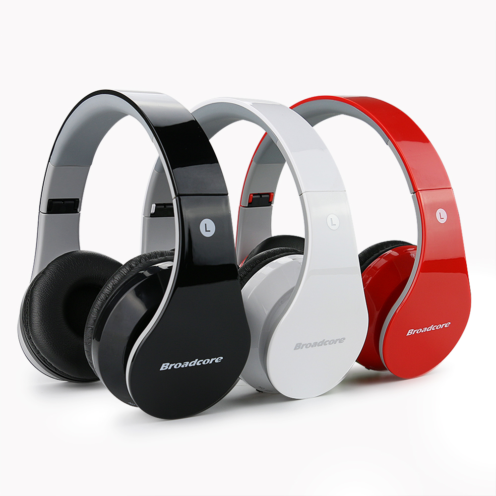 Wireless bluetooth headphones headphone sport running earphones Broadcore foldable microphone for iphone android headset BE-01<br><br>Aliexpress