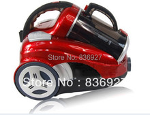 Bagless horizontal type dry household vacuum cleaner 2600W with 4m cable EU Plug(China)
