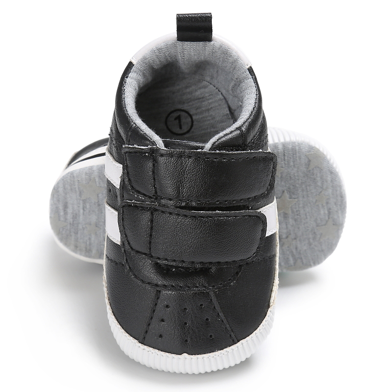 Fashion PU Leather Baby Moccasins Newborn Baby Shoes For Kids Sneakers Infant Indoor Crib Shoes Toddler Boys Girls First Walkers 21