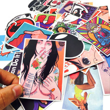 Anime Stickers for Notebook Stikers for Children Car-styling Kids Stickers Sheets For Laptop Suitcase 200pcs Sticker