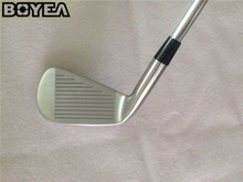 Brand New Boyea 716 Iron Set CB Golf Forged Irons Golf Clubs 3-9P Regular and Stiff Flex Steel Shaft With Head Cover