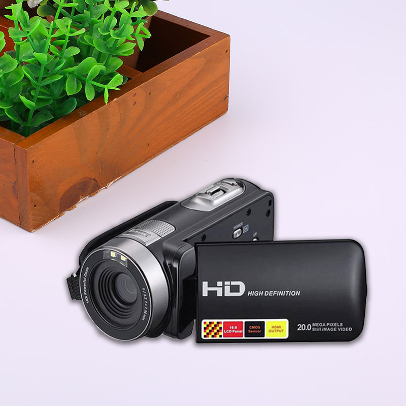 3lcd hd 1080p ir night vision infrared digital camera video recorder mini camcorder dv dvr cam us pl