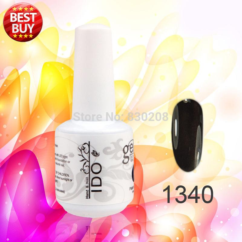 8pcs Top Coat+Base Coat Kit IDO  UV Nail Gel Polish primer gel with Retail Box Package (6colors+1top+1base)<br>