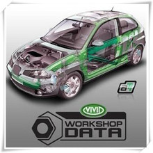 vivid work shop Newest Auto repair software 2010 Vivid Workshop data ATI with English for European cars Free shipping
