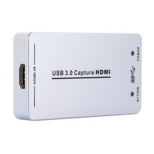 XI100D UVC USB3.0 1080P 60FPS HDMI Capture Dongle USB Capture HDMI 1.4a standard for Windows 7 Windows Server/Linux