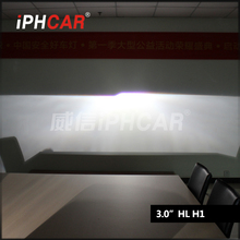 Buy Free IPHCAR Car Styling LHD/RHD Hid Bi Xenon Projector Lens Red Angel Eyes Headlight Car H1 H7 H11 for $75.99 in AliExpress store