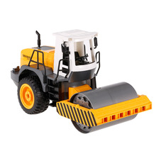 2.4G 1/20 RC Engineering Wheel Loader RTR Radio Control Car LED Light Simulation Sound Vehicle Remote Control Toys for Children(China)