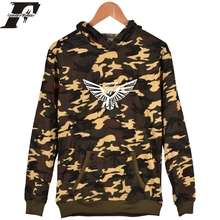 2017 Assassins Creed Altair Camouflage Hood Winter Hoodies survetement femme Classic tracksuit men women tumblr sweatshirt Men(China)
