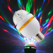 Night Light LED RGB E27 E14 USB Lamp Light Bulb Nightlights Star Projector LED Lights for Brithday Wedding Party Decoration(China)