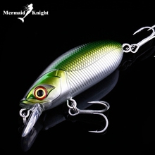 Fishing Lure Minnow Crankbait Tackle Laser 8g-5cm 3D eyes Hard Lure Seawater Mini Fishing Crank Lure Fishing Bait Minnow Lure