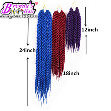 Havana mambo twist synthetic hair expressions havana mambo twist crochet braid hair cheveux havana twist crochet braid hair