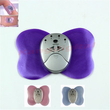New Mini Butterfly Design Body Electronic Slimming Massager Muscle Massager Hot Sale(China)