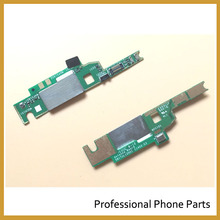 Original For Sony Xperia M4 Aqua Antenna Microphone Mic PCB Board Flex Cable Replacement