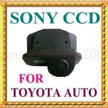 Free Shipping !! CAR REAR VIEW REVERSE COLOR CCD SONY CHIP CAMERA FOR Toyota Corolla Tarago Previa Wish Alphard