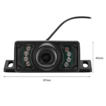 ACEHE 170 Degrees CMD Rear View Camera Licence Plate Infrared Vision Waterproof Auto Night Vision Reverse Backup Camera