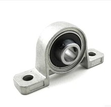 Vertical Horizontal bearing seat belt bearing ball bearing 8mm small vertical bearing bracket DIY model toy accessories
