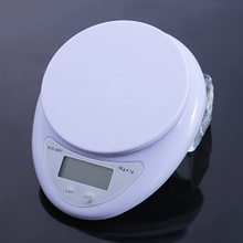 Buy Urijk 1Pc Mini Digital Electric Kitchen Scale Baking Scale Food Cake Powder Scale Medical Scale DIY Household Hand Tool 5Kg/1g for $9.09 in AliExpress store