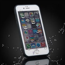 Summer Beach Waterproof Case For iPhone 6 6S Smartphone Life Water Proof Full Protective watertight Mobile Phone Case Cover Bags