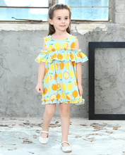 Designer Kids Wear Clothes Summer Girls Fashion Children Clothing 4 5 6 7 Years Girls Princess Baby Sleeveless Print Dress