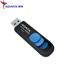 Brand new Fashion ADATA UV128 High Speed USB 3.0 Flash Drive 64GB 32GB 16GB Memory Stick USB3.0 Pen Drive Disk Mini U Disk