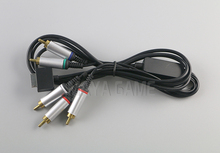 10pcs/lot Component RCA HD AV Audio Video Cable for PSP GO playstation portable GO PSPGO