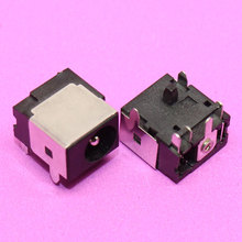YuXi DC Power Jack for Lenovo FOR Acer FOR HP 500 510 520 540 550 320 4220 4620 for Acer Extensa 4220 4620 DC Jack 1.65mm(China)