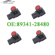 4pcs New Brand PDC 89341-28480 For Toyota Parking Sensor Bumper Assist Reverse