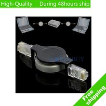 High Quality 1.5m Retractable Ethernet Lan Network Cable RJ45