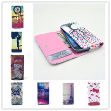 Top Selling New Painting Leather Phone Cases For BlackBerry Q5 BB9900 BB9790 Wallet Style With Card Slot Back Cover Case